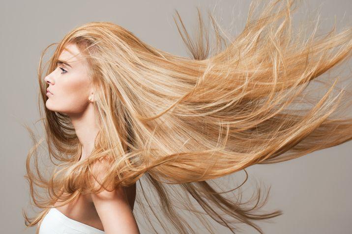 Здоровые волосы как неотъемлемая часть женской привлекательности
